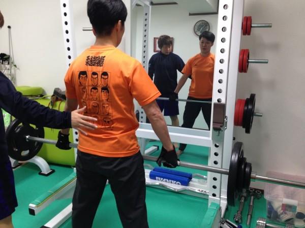 161130トレーニング