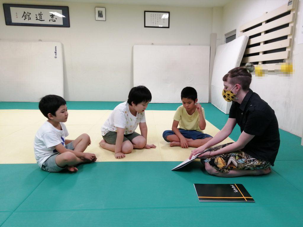 嘉納治五郎師範 遺訓を英語で学ぶ