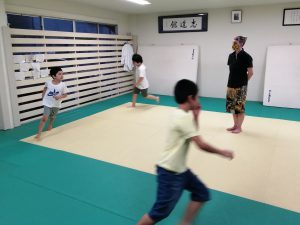 EnglishDojo サマンサ先生と生徒たち