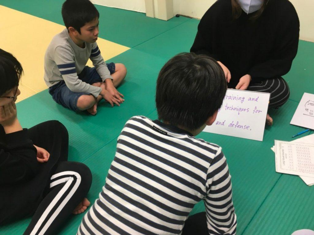 嘉納治五郎師範 遺訓 英語で学ぶ